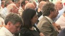 Déplacement de Stéphane Le Foll dans le Doubs - 12 juillet
