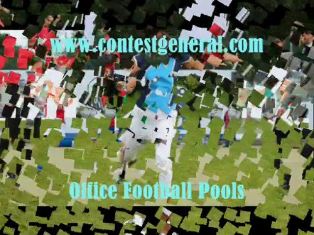 NFL Football Knockout Pools Strategies
