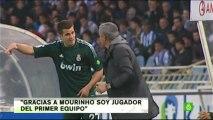 Real Madrid Nacho speaks of Zidane Ancelotti Mourinho