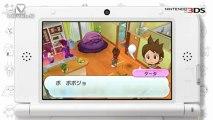 Yokai Watch (3DS) - Trailer 05 - Fantômes