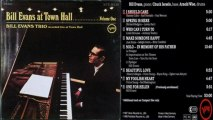 Bill Evans at Town Hall I Should Care
