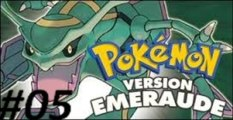 Pokémon Emeraude 05 - Champion Bastien et Team Aqua