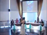 First Dance Hindu Indian Wedding Reception Video @ Atlantis Pavilions Toronto Videography