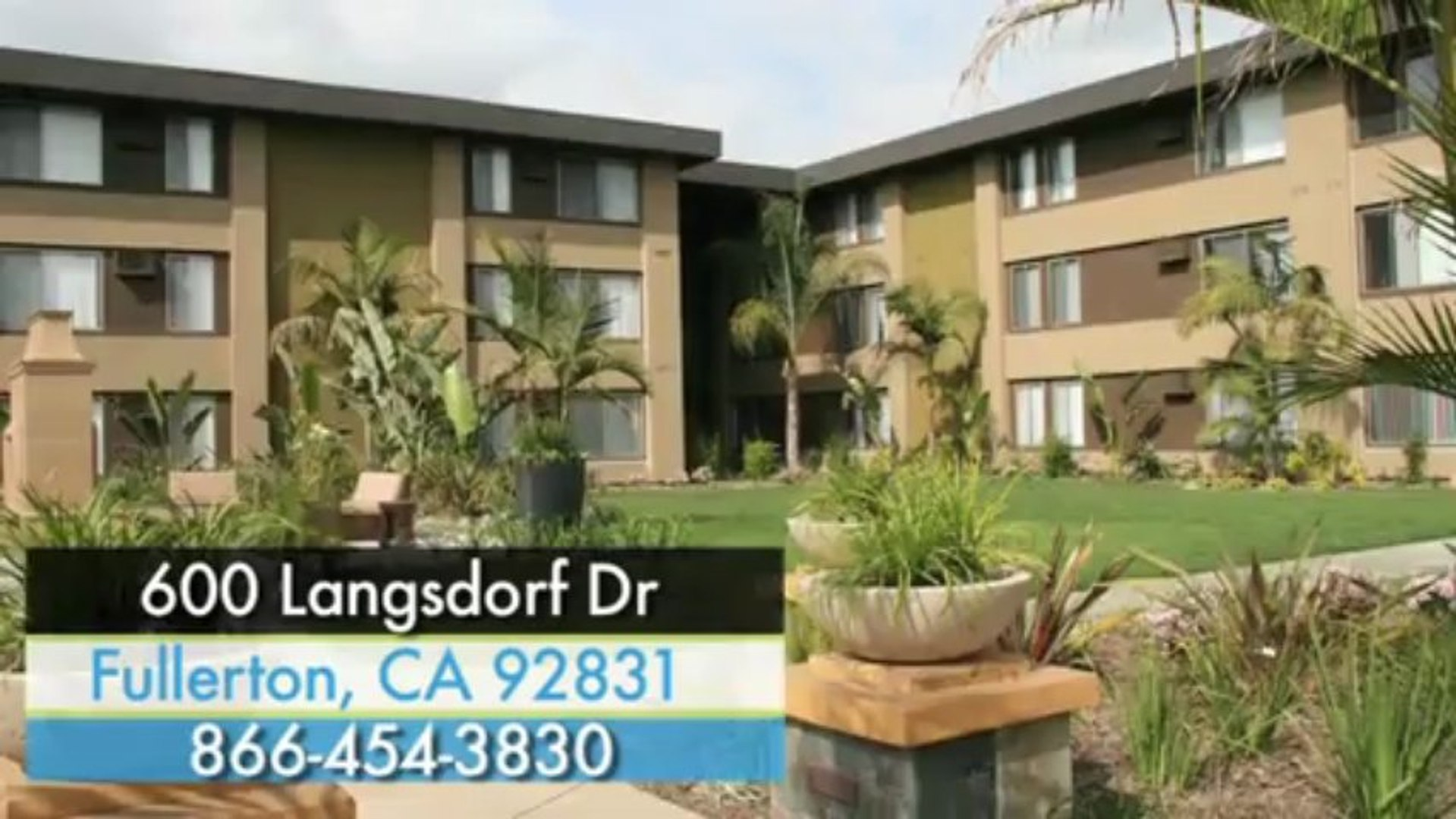 UCE Homes Apartments in Fullerton, CA - ForRent.com - video ...