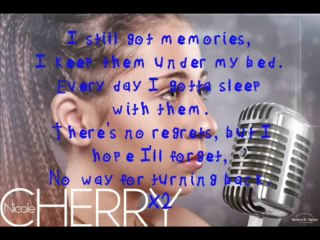 Nicole Cherry - Memories Lyrics