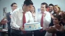 Suarez joue son propre rôle dans une publicité
