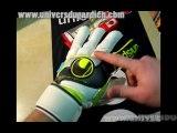 présentation des gants Uhlsport HN pro 2013 Carrasso
