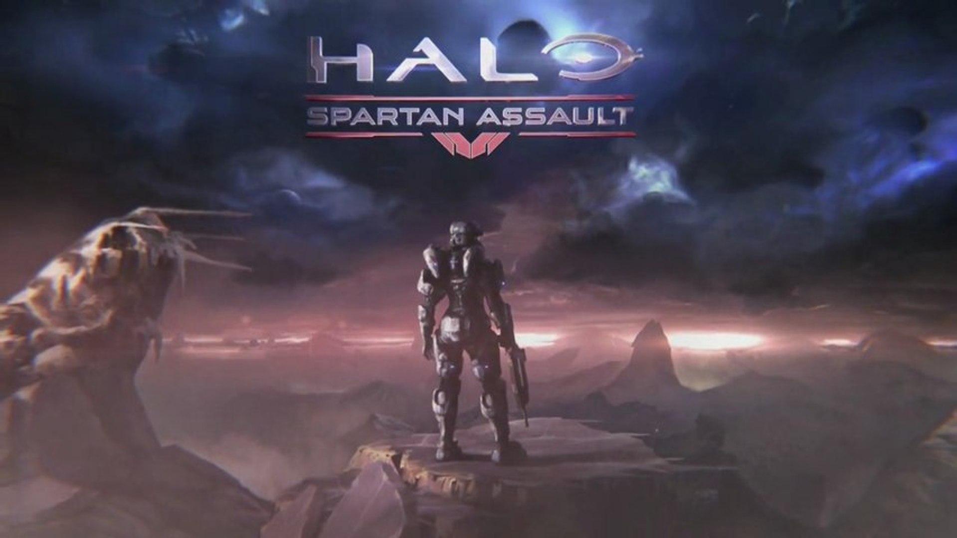 HALO: Spartan Assault | Launch Trailer [EN] (2013) | HD
