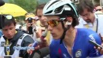 """Tour de France 2013 - Sylvain Chavanel : """"Je ne cherche pas d'excuses"""""""
