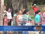 Consumidores de Monagas denuncian fallas en distribución de carne y pollo