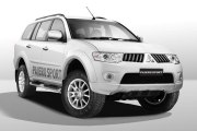 "Mitsubishi Launches Anniversary Edition ""Pajero Sport"""