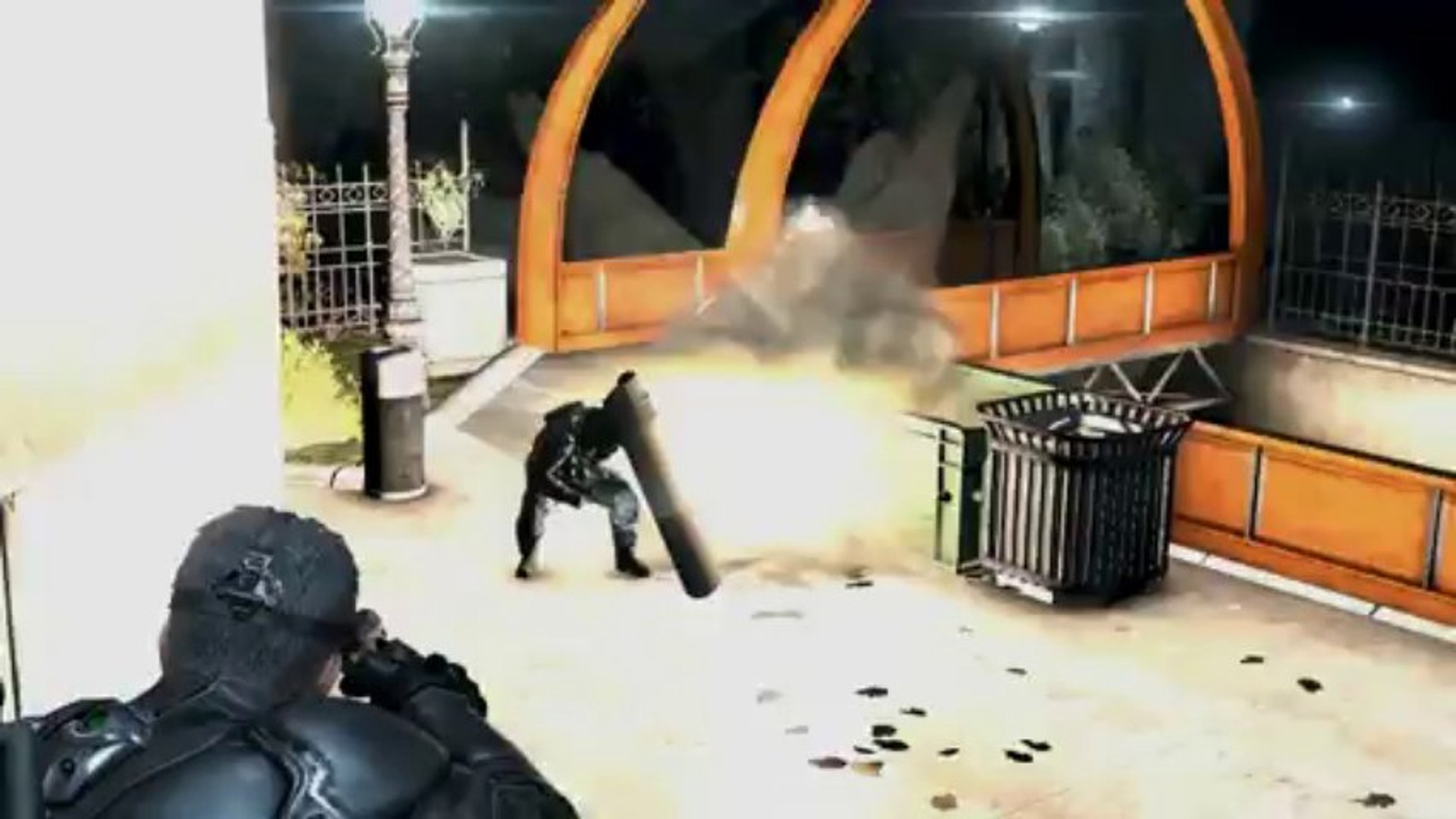 Splinter Cell Blacklist Transformation Trailer