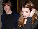 Emma Roberts Arrested- Attacks Boyfriend Evan Peters