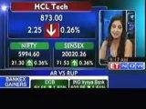 Nifty, Sensex Start in Green: HUL, HCL Tech, Idea Down