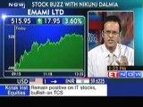 Stock Buzz with Nikunj Dalmia, Emami Ltd