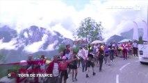 Tour: Dans les coulisses de la caravane et de l'Alpe d'Huez