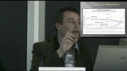 Guillaume VAIVA, professeur de psychiatrie, CHU de Lille, une ville des suicidants suite2