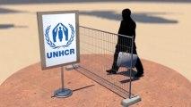 Los refugiados sirios