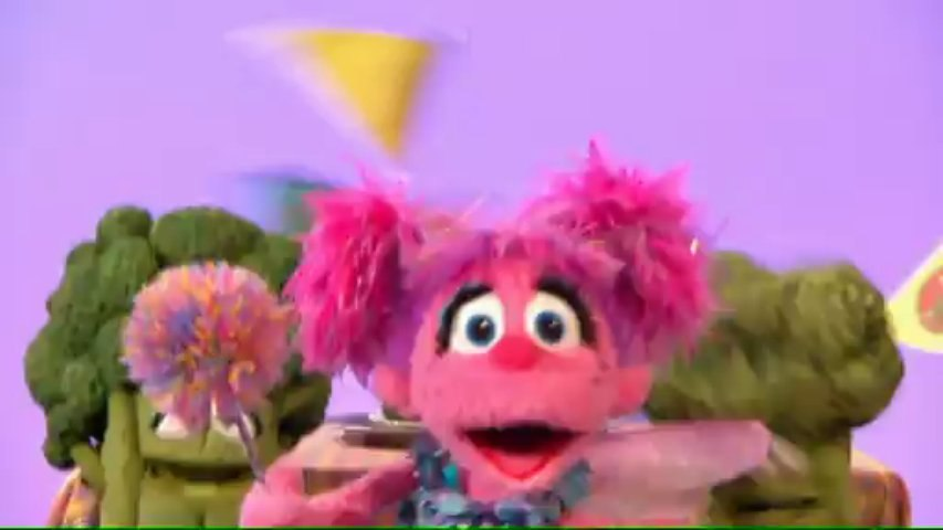 Sesame Street - Hurray Hurrah for Broccoli