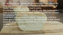 Easy 'No-Knead' Bread Recipe