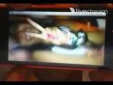 Lore enseña los videos Kris y Soni cantando, y CARCEL DE AMOR