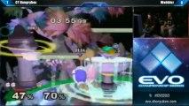 [Ep#33] EVO 2013 - Hungrybox vs Wobblez - Top 8 Super Smash Bros Melee