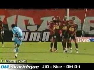 L1, Saison 05/06: Nice - OM