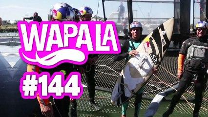 Wapala Mag #144 | Kai Lenny VS Catamaran Oracle | PWA Gran Canaria | Surf & Bikini