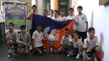 Napoli - Premiati i ragazzi della scuola calcio di Piscinola (18.07.13)