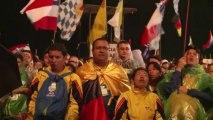 Brésil: messe géante à Rio pour l'ouverture des JMJ