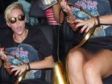 OMG  Miley Cyrus Faces a Major Wardrobe Malfunction