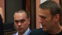 Putin critic Navalny defiant as bail granted