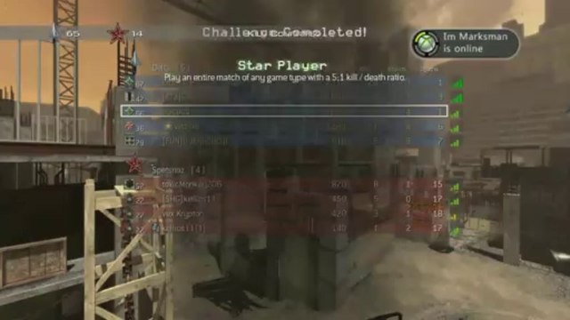 MW3: Party Crashers