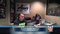 Marlon Moraes on MMAjunkie.com Radio