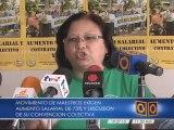 Docentes denuncian que el Ministerio de Educación cerró el año escolar en rojo