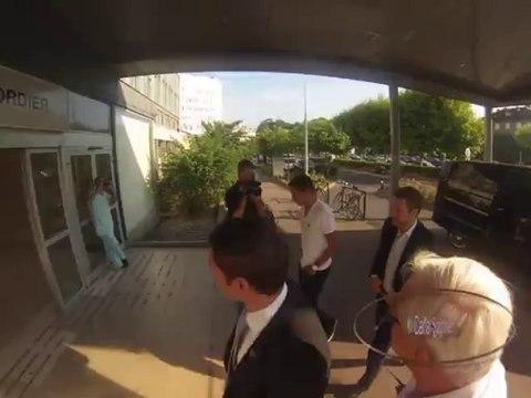 Marquinhos, nouveau joueur du PSG