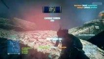 "Battlefield 3 AKS 74U Gameplay - ""Spawn Barrier Needed"" (BF3 Gameplay/Commentary)"