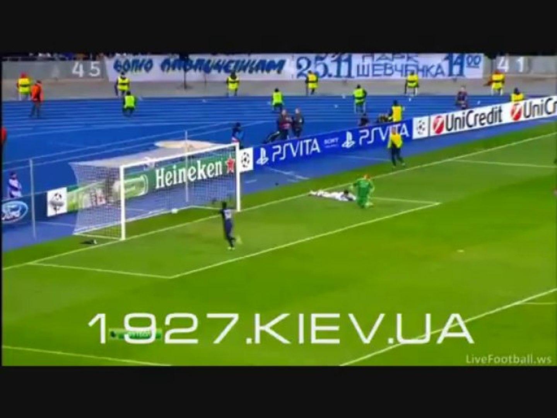 Обзор матча динамо киев псж 0 2