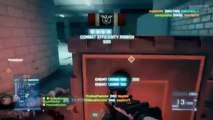 """Battlefield 3 P90 Gameplay- """"The P90 is Boss"""" (BF3 Gameplay/Commentary)"""