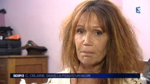 Clémentine Célarié : Je ne me sens pas libre de dire