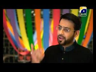 Kalaam by Dr. Aamir - Amaan Ramazan Geet
