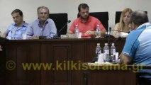 Δημοτικό Συμβούλιο Δήμου Παιονίας 18-07-2013