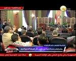 مؤتمر صحفي لوزير الخارجية نبيل فهمي حول السياسة الخارجية لمصر