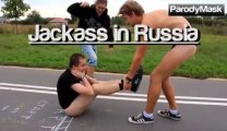 Jackass made in Russie - Completemzent fou!