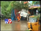 Godavari flood update from Bhadrachalam and Dhavaleswaram