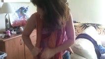 Double hamac inversé avec écharpe tissée jacquard