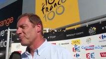 """Tour de France 2013 - Christian Prudhomme : """"Un bilan décevant des Français"""""""