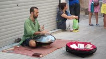 Tunel Street Music Istanbul