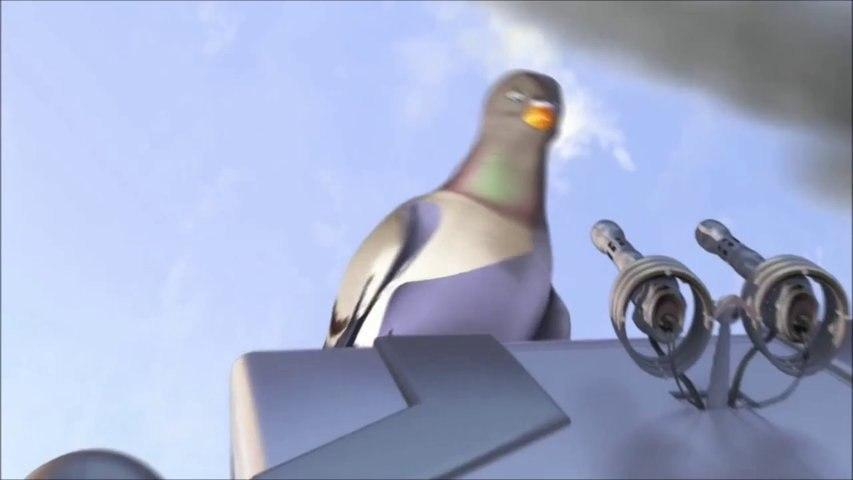 Pigeon Impossible (Alternative Soundtrack by Karol Orzeł)