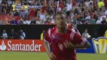 CONCACAF Copa de Oro - Panamá se mete en semis con goleada